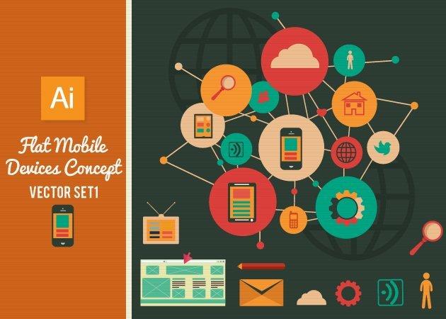 Designtnt-Vector-Flat-Mobile-Devices-Concept-Set-1-small
