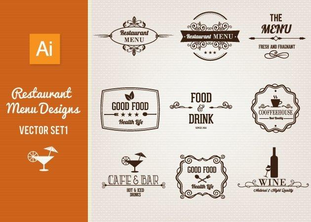 Designtnt-Vector-Restaurant-Menu-Designs-Set-1-small