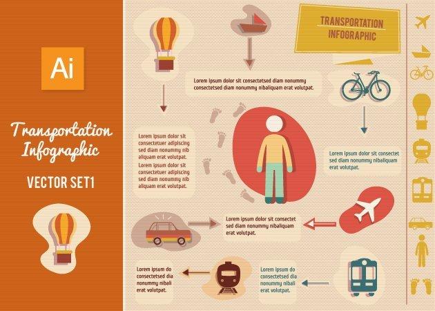Designtnt-Vector-Transportation-Infographic-Set-1-small