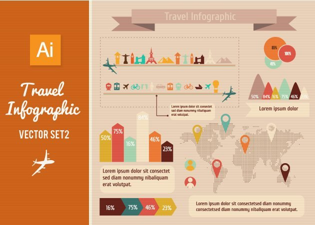 Designtnt-Vector-Travel-Infographic-Set-2-small