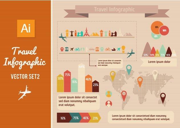 Designtnt-Vector-Travel-Infographic-Set-2-small