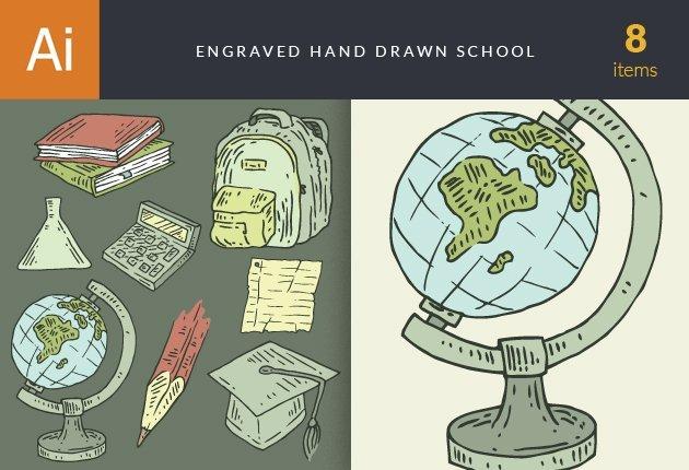designtnt-vector-engraved-hand-drawn-school-small