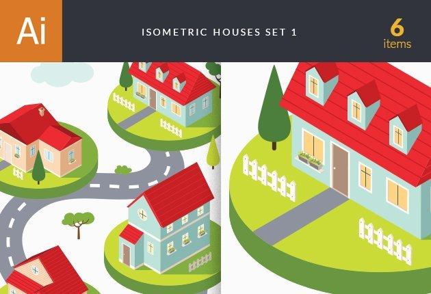 designtnt-vector-isometric-houses-small