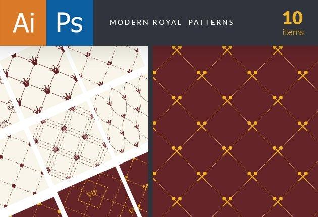 designtnt-patterns-modern-royal-small