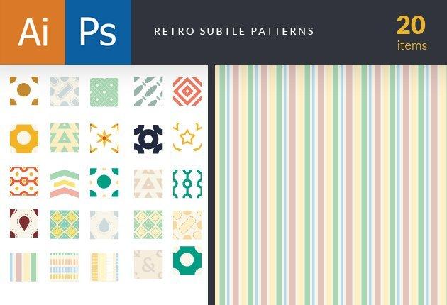 designtnt-patterns-retro-subtle