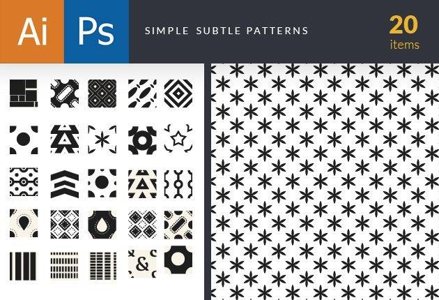 designtnt-patterns-simple-subtle-small