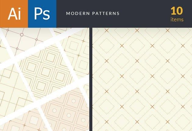 designtnt-vector-modern-patterns-small