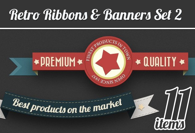 designtnt-retro-ribbons-banners-2-small