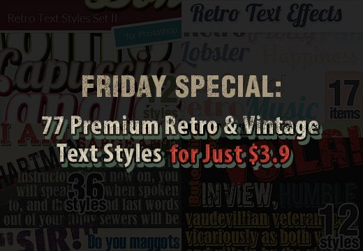 friday-special-77-premium-text-styles-preview-2