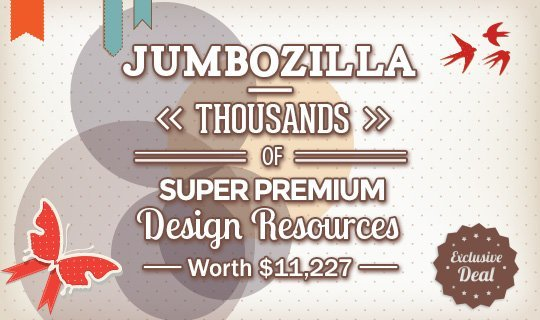 Thousands of Super Premium Design Resources