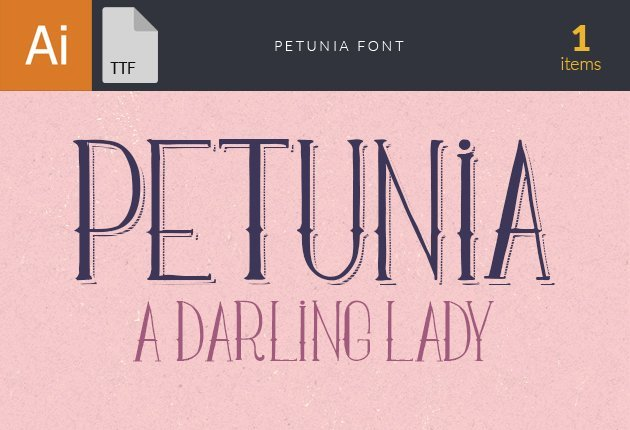designtnt-fonts-petunia-small