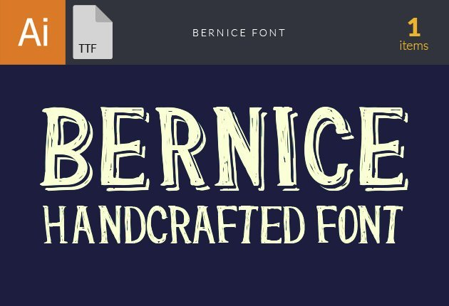 fonts-bernice-small