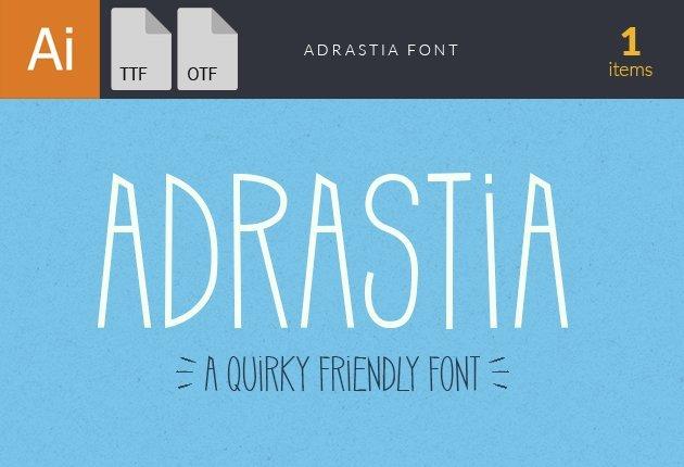 font-adrastia-small