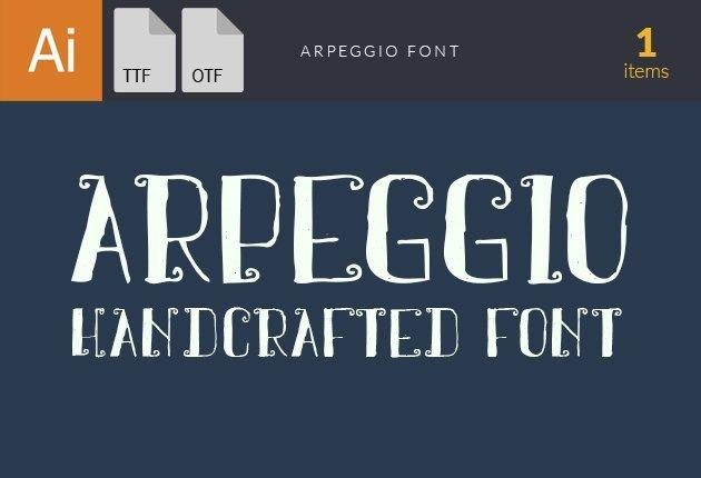 fonts-arpeggio-small