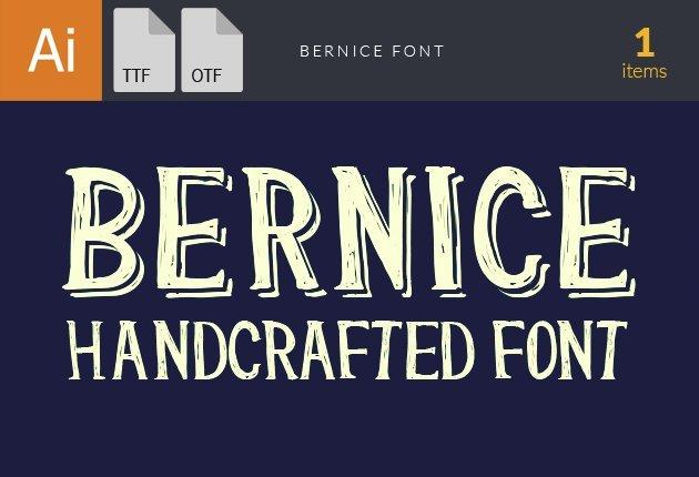 fonts-bernice-small