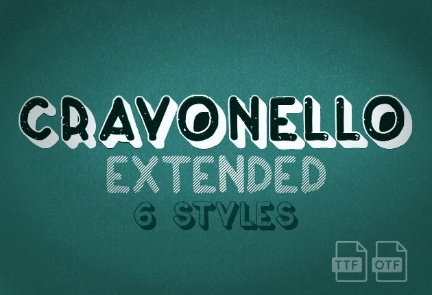 fonts-crayonello-preview-small