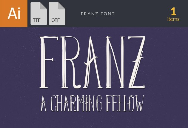 fonts-franz-small