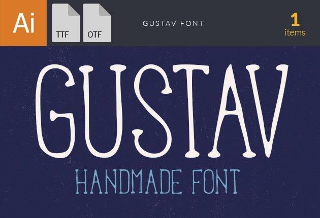 fonts-gustav-small