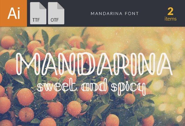 fonts-mandarina-preview-small