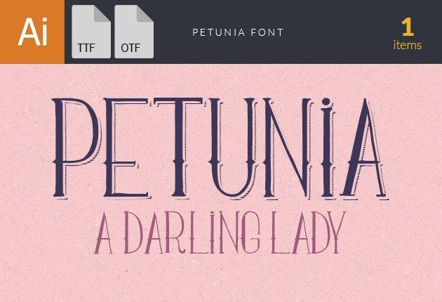 fonts-petunia-small