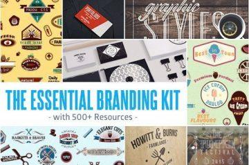 Essential Branding Kit