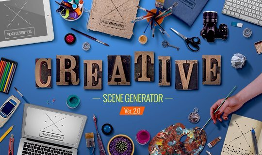 creative-scene-generator-with-140-items/