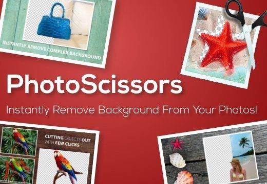 PhotoScissors: Instantly Remove Background From Your Photos