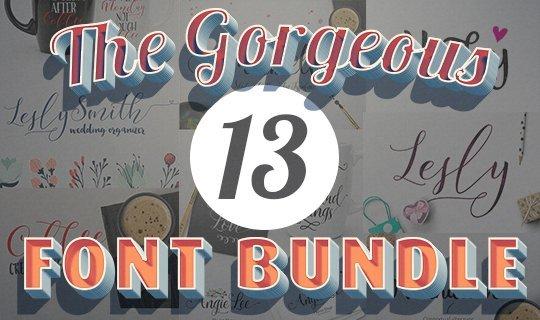 the-gorgeous-13-font-bundle/