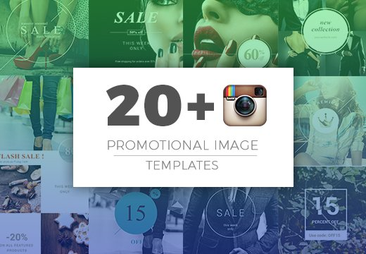 inkydeals-instagram-templates-preview