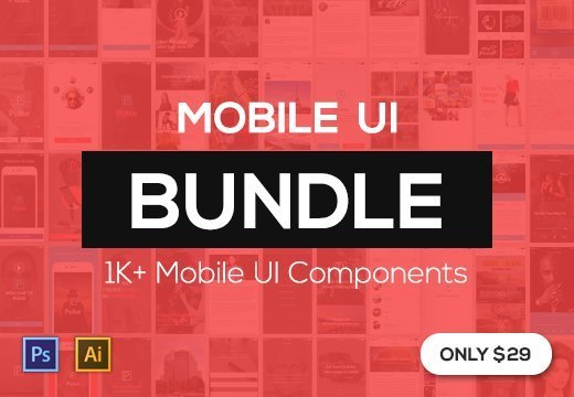 inkydeals-mobile-ui-bundle-preview