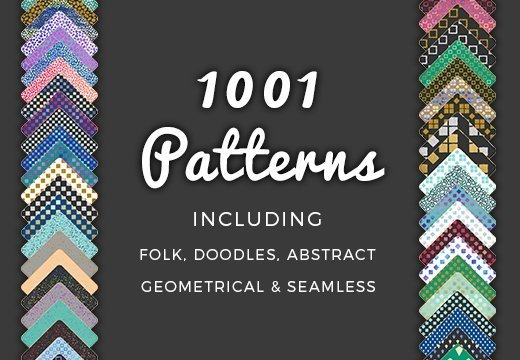 inkydeals-preview-1001-patterns