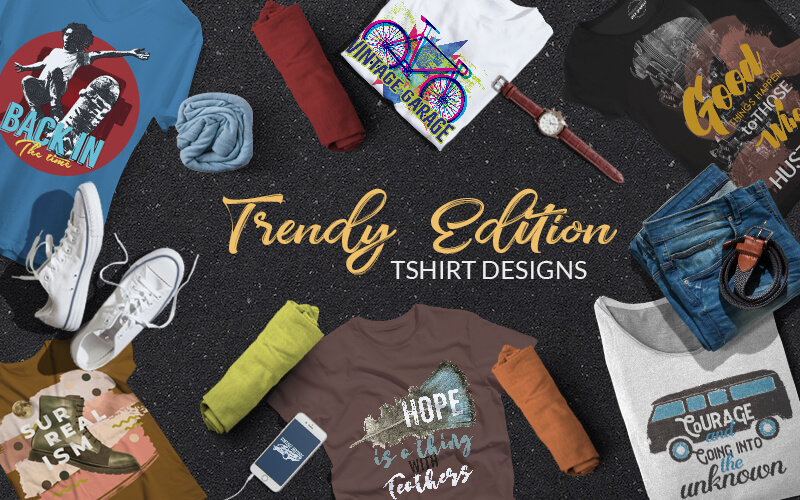 Print Ready T-Shirt Designs Just $19 at Inky Deals (Reg $1,500)!