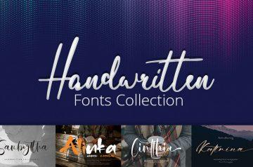 Top Handwritten Fonts