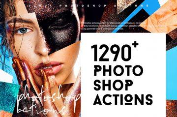 Best Photoshop Action Banner