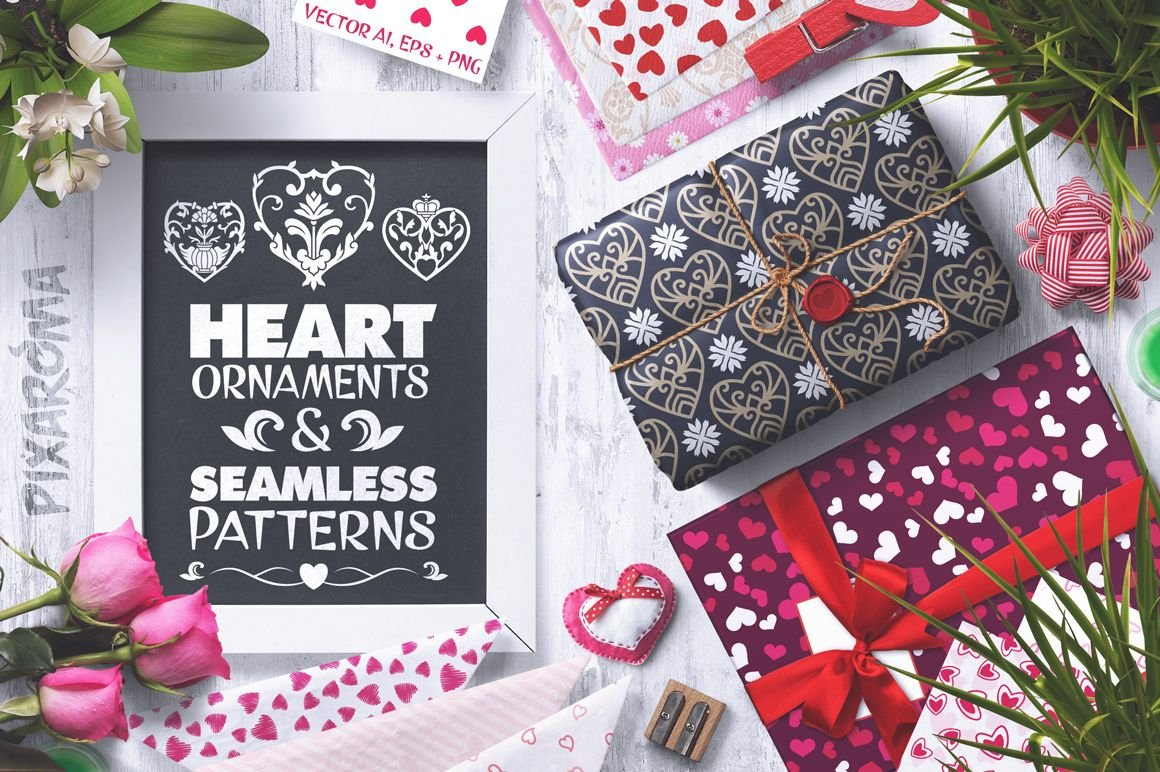 heart-vector-ornaments-and-seamless-patterns1