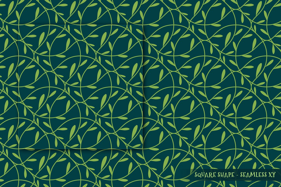 christmas-seamless-patterns preview