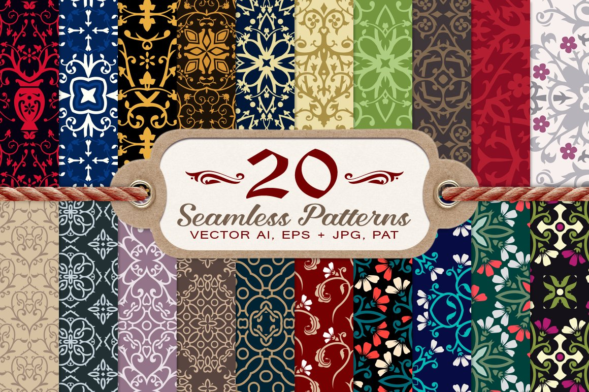 20-damask-and-floral