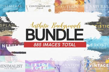 Aesthetic Backgrounds and textures