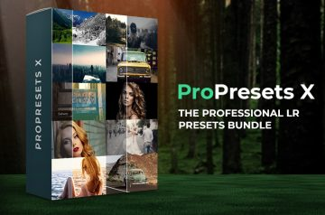 Pro presets