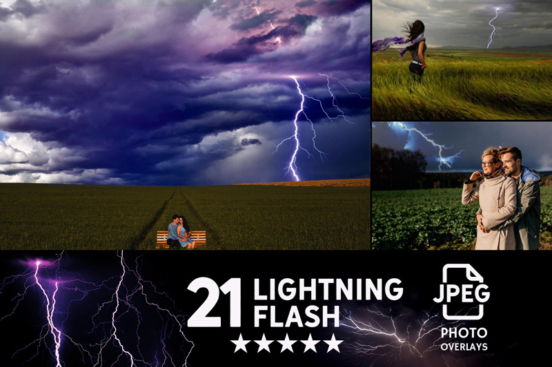 photo editing overlays