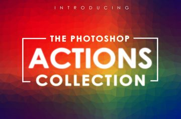 Stunning Photoshop Actions