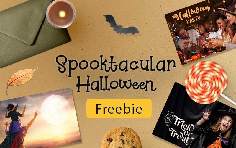 FREE 20 Halloween Photo &a...