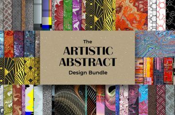 The Artistic Abstract Design Bundle