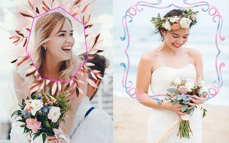1000 Dreamy Wedding Overlays 1