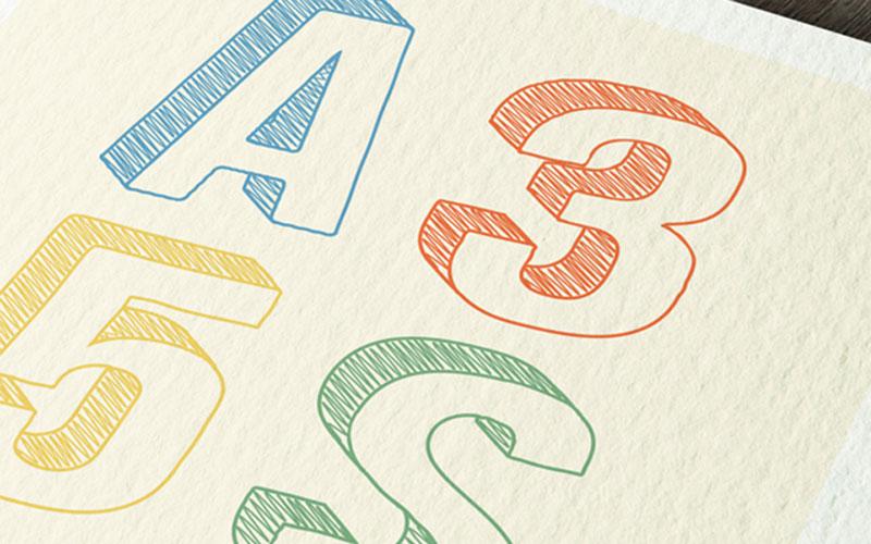 17 premium fonts 5