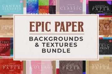 Epic Paper Textures