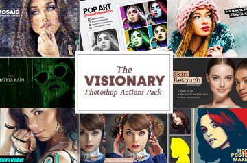 The-Visionary-Photoshop-Actions-Pack