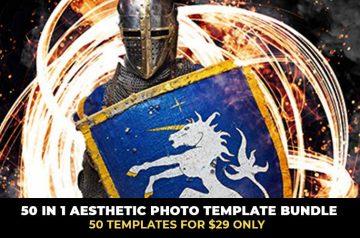 photo template