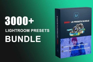 lightroom preset bundle